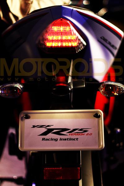 Yamaha R15 Version 2.0 launch (10)