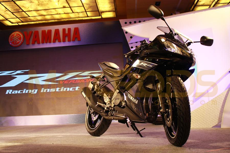 Yamaha R15 Version 2.0 launch (3)