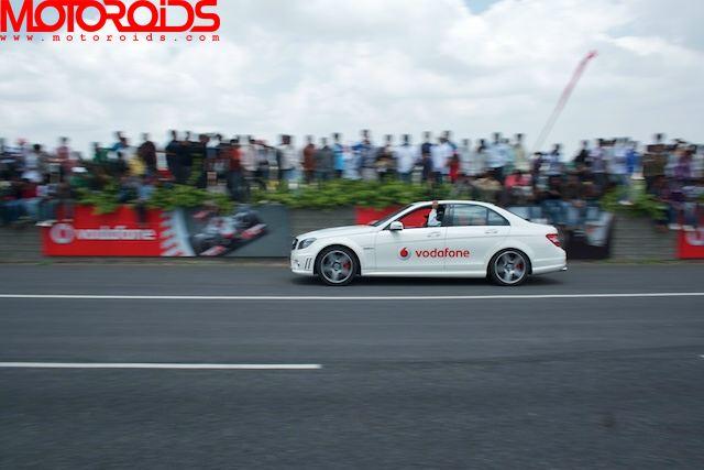 Lewis Hamilton Bangalore India (7)