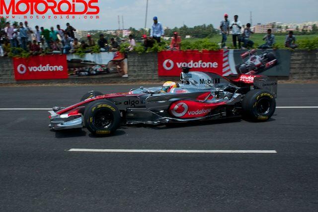 Lewis Hamilton Bangalore India (6)