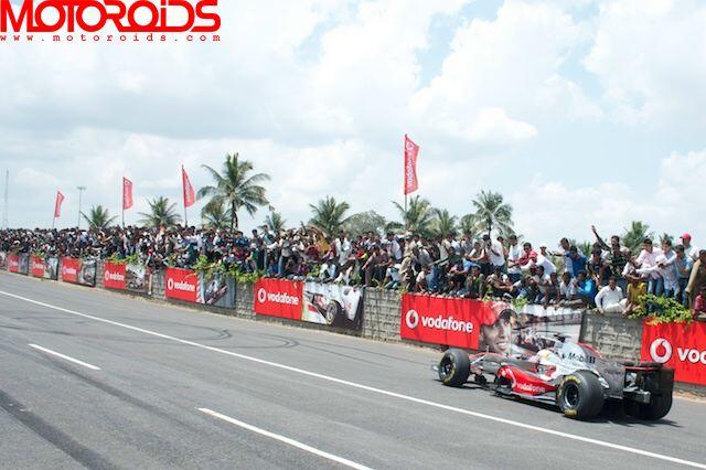 Lewis Hamilton Bangalore India (5)