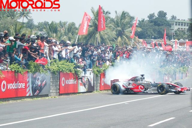 Lewis Hamilton Bangalore India (4)