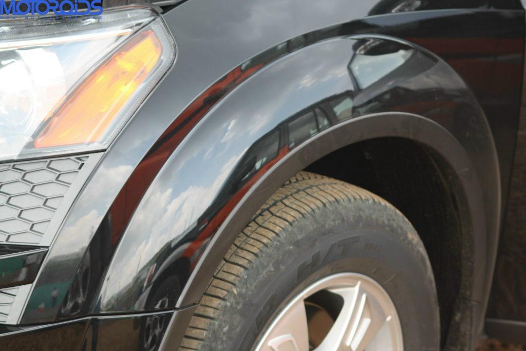 Mahindra XUV500 (77)