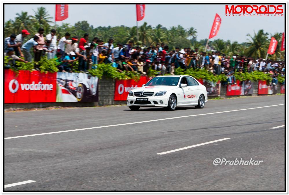 Lewis Hamilton Bangalore