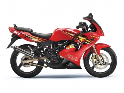 Kawasaki Ninja KRR ZX150 (9)