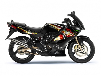 Kawasaki Ninja KRR ZX150 (7)