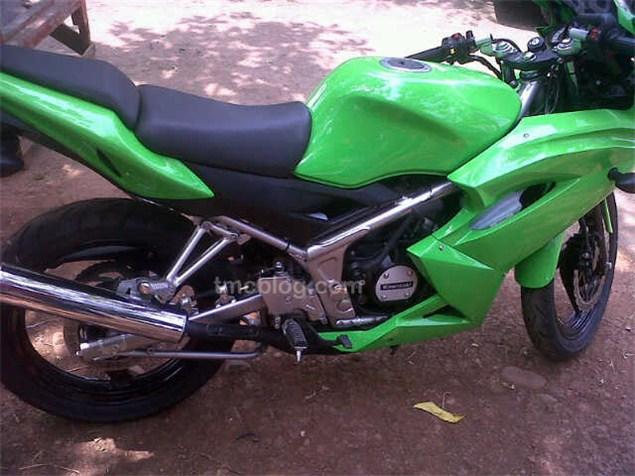 Kawasaki Ninja KRR ZX150 (5)