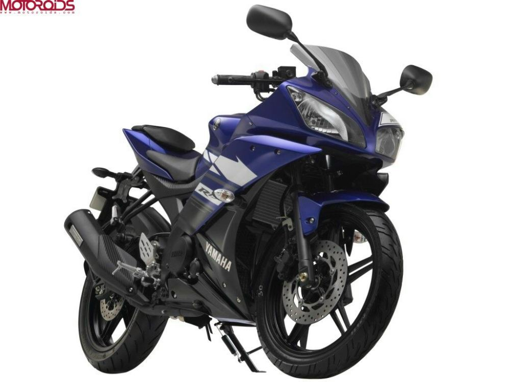 Yamaha r15 Version 2.0