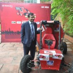 5th edition of BAJA SAEINDIA 2012 launched in Indore!
