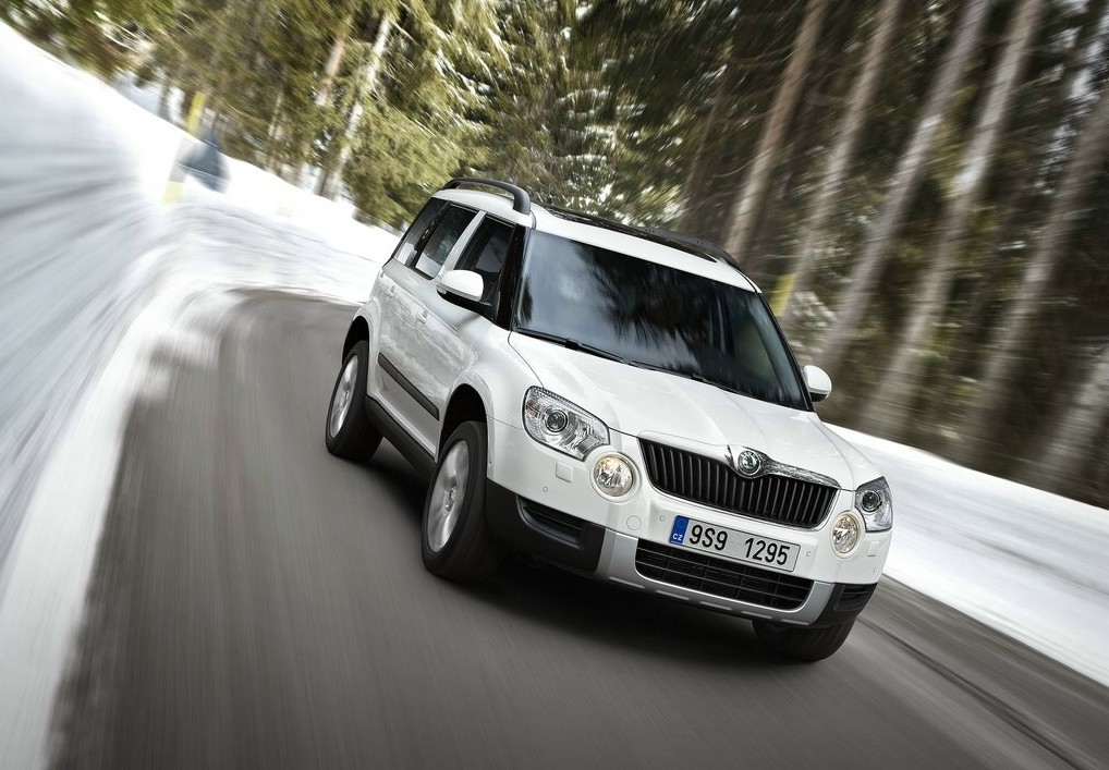 skoda yeti facelift to hit indian showrooms in september october motoroids. Black Bedroom Furniture Sets. Home Design Ideas