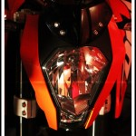 MORE IMAGES! KTM 200 Duke up close and in detail