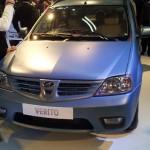 2012 Auto Expo: Mahindra & Mahindra unveils Maini Reva NXR and Verito electric