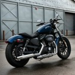 Harley Davidson at 11th Auto Expo 2012