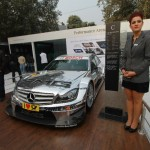 2012 Auto Expo: Mercedes Benz launches SLS AMG Roadster, introduces 2012 M-class