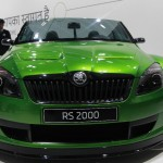 2012 Expo: Skoda puts Fabia Monte Carlo, Fabia Scout and Fabia R S 2000 on display