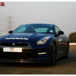 Nissan at 11th Auto Expo 2012