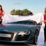 Audi R8 GT Spyder launched at Qatar Motor Show