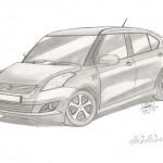 Maruti Suzuki Ertiga's launch to be followed by Dzire 3.99 Compact Sedan