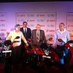 Hero MotoCorp unveils three new models!!