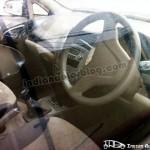 Spied: Interiors of upcoming Chevrolet Sail sedan