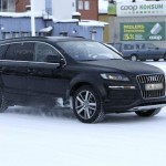 SPIED: All new Audi Q7 caught undergoing winter tests