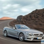 Official images and details: Mercedes SL63 AMG