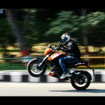 Quick Review: KTM 200 Duke, by Nitin Gupta