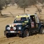 Maruti Suzuki Desert Storm 2012 kicks off on 20th Feb 2012