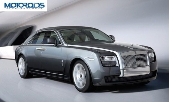 New Rolls-Royce Model coming in 2016