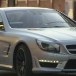 Mercedes-Benz reveals the new SL63 AMG, W03 F1 car