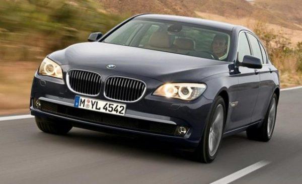 Next-Gen BMW 7-Series to be Ultra-Light