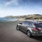 UNVEILED: Chevrolet Cruze station wagon