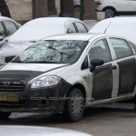 SPIED: Fiat Linea facelift caught testing