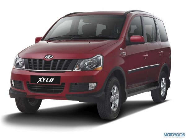 Updated Mahindra Xylo coming soon