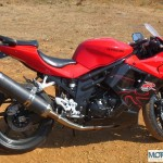 Quick Review: Hyosung GT650R