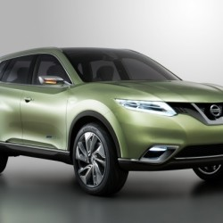 Image Gallery: Nissan HI-Cross Concept. To be Showcased at LA Auto Show