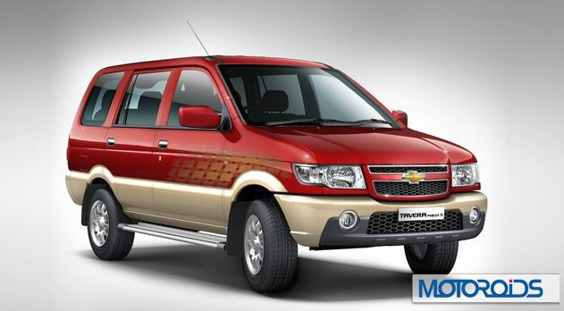 Rumour Mill: Chevrolet Tavera, Enjoy And Sail Twins To Be Discontinued
