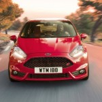 2012 Geneva Motor Show: Ford Unveils Exciting New Ford Fiesta ST