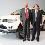 Mitsubishi Pajero Sport launched @ INR 23.53 lakhs.
