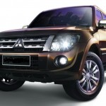 Mitsubishi Montero facelift to be launched soon