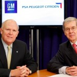General Motors and PSA Peugeot Citroen form a global partnership