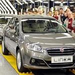 Fiat Linea facelift hits international market