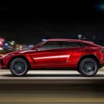 Revealed: First images of Lamborghini Urus