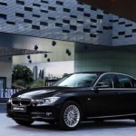 BMW 3 series LWB showcased at Beijing Motor Show