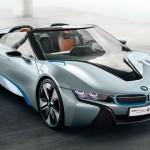 BMW i8 Spyder to debut at Beijing Motor Show