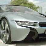 Video, Images and Details: BMW i8 Spyder