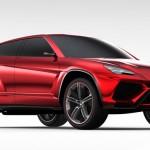 Lamborghini unveils the Urus SUV at Beijing Motor Show