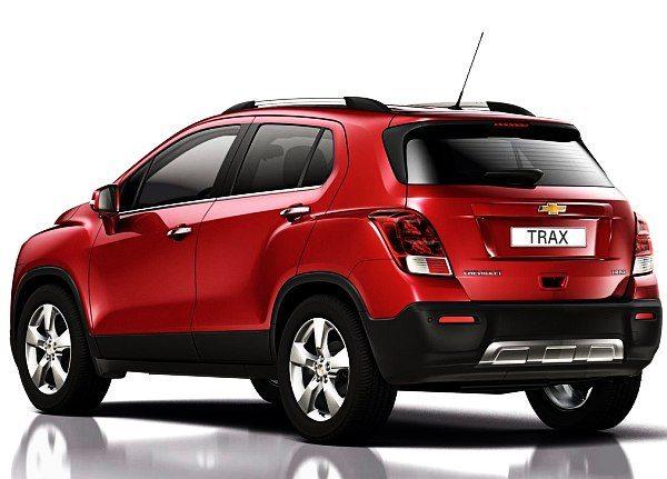 Chevrolet-Trax-India-1