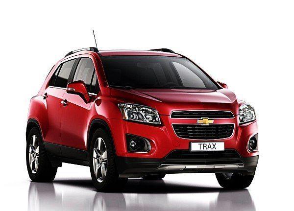 Chevrolet-Trax-India