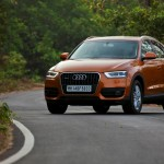 Audi Q3 2.0 TDI FWD base variant might come to us